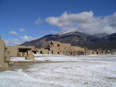 New Mexico Retreats, 2003 & 2004