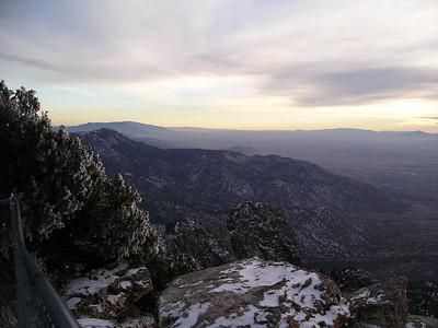 Albuquerque from Sandia Peak