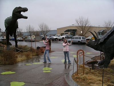 Albuquerque New Mexico Museum of Natural History and Science