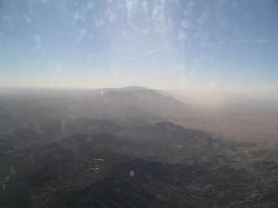 Approaching Albuquerque