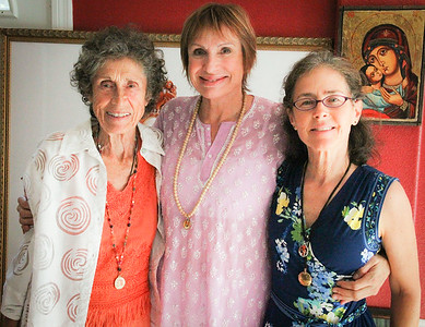 Oneness Pizza Party,  Flowering Heart Center, Clearwater FL, 4 28 2013