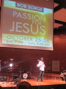 Pastor Tom Frangmeier of Hossana Worship Center https://www.facebook.com/HosannaWorshipCenterMorrismn
