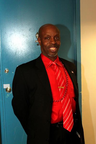 Pastor R. Joyce Scott Heart Day Dedication to Bonnie