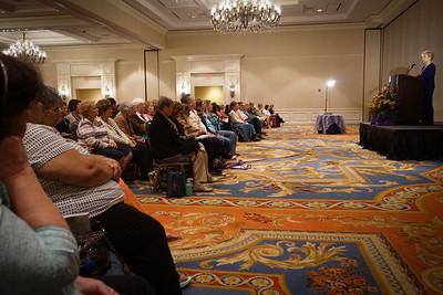 Paticia Cota-Robles Spiritual Seminar, Tampa Marriott, 2 12 2017