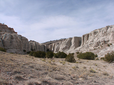 "On the property of the Dar al-Islam mosque, Abiquiu, New Mexico, Plaza Blanca, ""The White Place,"" is where ""Cowboys and Aliens"" was filmed, as well as a portion of the first ""Star Wars"" movie. http://www.daralislam.org/"