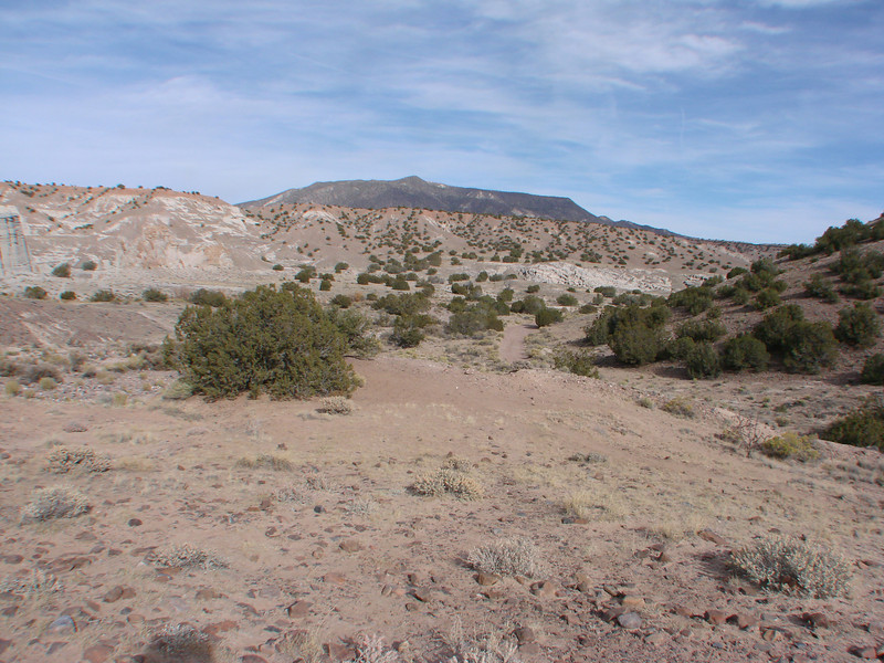 """On the property of the Dar al-Islam mosque, Abiquiu, New Mexico, Plaza Blanca, """"The White Place,"""" is where """"Cowboys and Aliens"""" was filmed, as well as a portion of the first """"Star Wars"""" movie. http://www.daralislam.org/"""