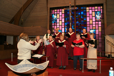 Choir, sunday school, praise band, vets, 002