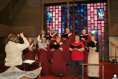 Choir, sunday school, praise band, vets, 004
