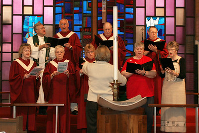 Choir, sunday school, praise band, vets, 001