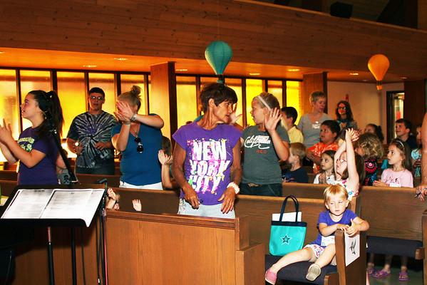 PLC Vacation Bible School, 2012