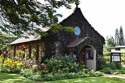 Christ Memorial Episcopal Church, Kaua'i - 11/06/11