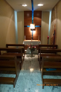 Chapel at Congretaion for Sacraments and Divine Worship