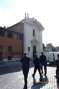 """""""Quo Vadis"""" Church"""