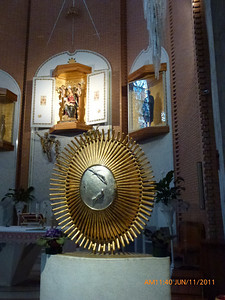 The tabernacle.