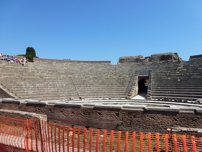 Another view of amphitheater.