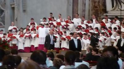 The Vatican Schola