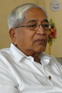 Rev. Master at Babuji Memorial Ashram, Panvel, Mumbai, Feb 25th to 28th Feb 2007.   See more images at:  http://www.srcm.info/gallery2/v/public/master/MumbaiFeb2007/