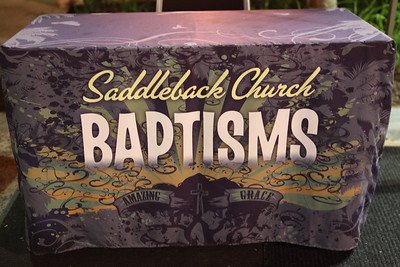 SaddlebackChurchBaptisms
