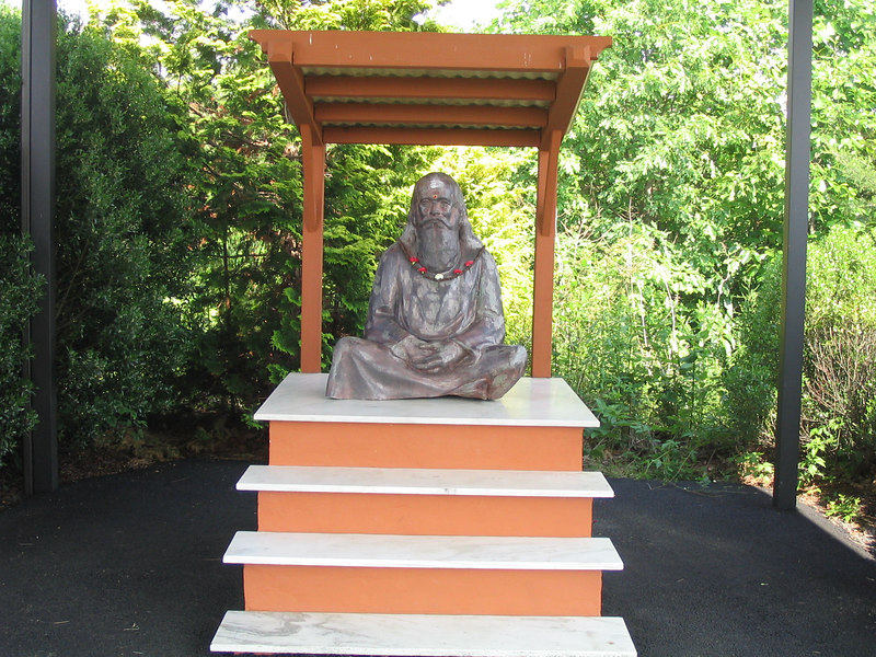 The Reverend Sri Swami Satchidananda is one of the most revered Yoga Masters of our time.  Regarded by many as an apostle of peace, he is a living example of the teachings of Yoga and its goal of Self-Realization.  He is the founder of Intergral Yoga, of the worldwide Integral Yoga Institutes, and of Satchidananda Ashram-Yogaville, a living Yoga community in Central Virginia.
