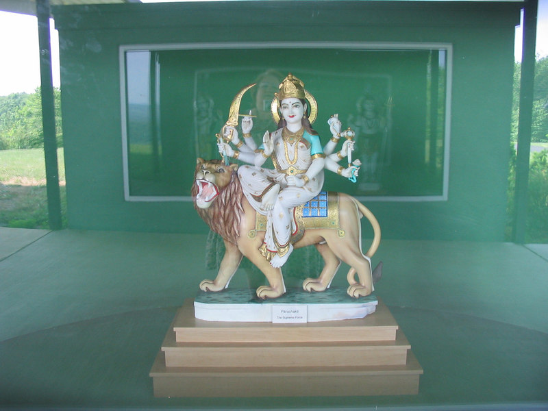 Sri Durga (Parachakti), Yogaville, VA.