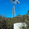 Windmill and Watertank - ranching remants