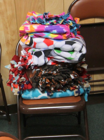 Blankets-Mission Outreach 12/2018