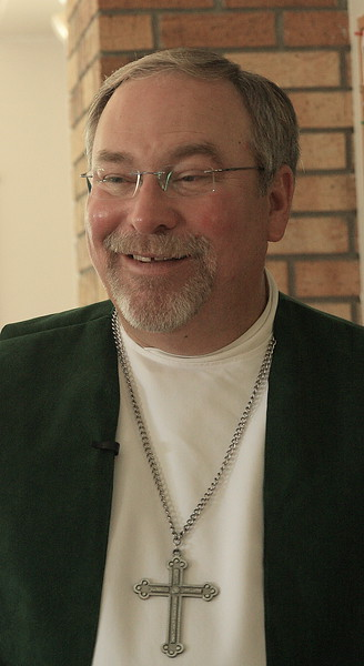 Welcome PotLuck to Vacancy Pastor