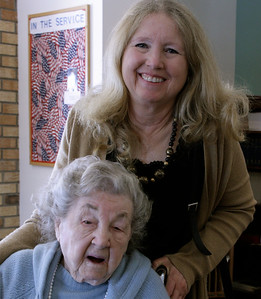 Lucille and Barb Mueller  (2011)