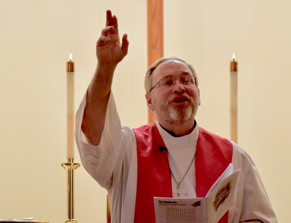 Palm Sunday 2018/Reverend Hillyer