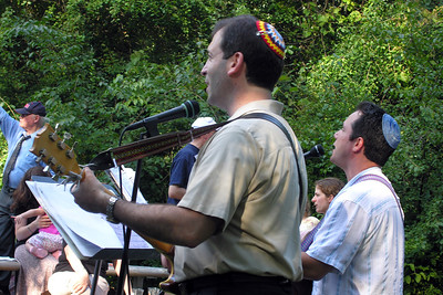 Shabbat Rocks Picnic 8/10/07