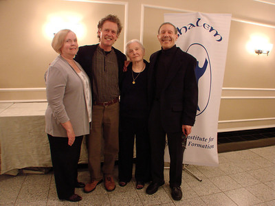 "Shalem Institute for Spiritual Formation ""Contemplative Voices Award"" honoring Margaret Guenther and John Philip Newell 2011-11-03  http://shalem.org/ Photos by Larry Hastings"