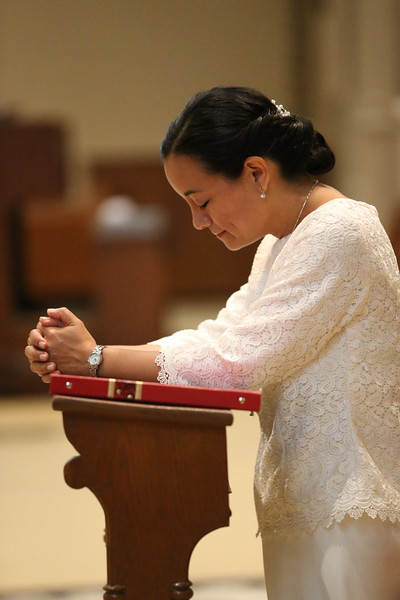 Sister Angela Alban's Perpetual Profession