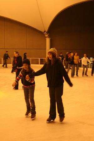 Skate Night Jr High