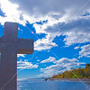 Cross on Lake Superior by wpekrul  Photography by William Pekrul is licensed under a Creative Commons Attribution 3.0 Unported.