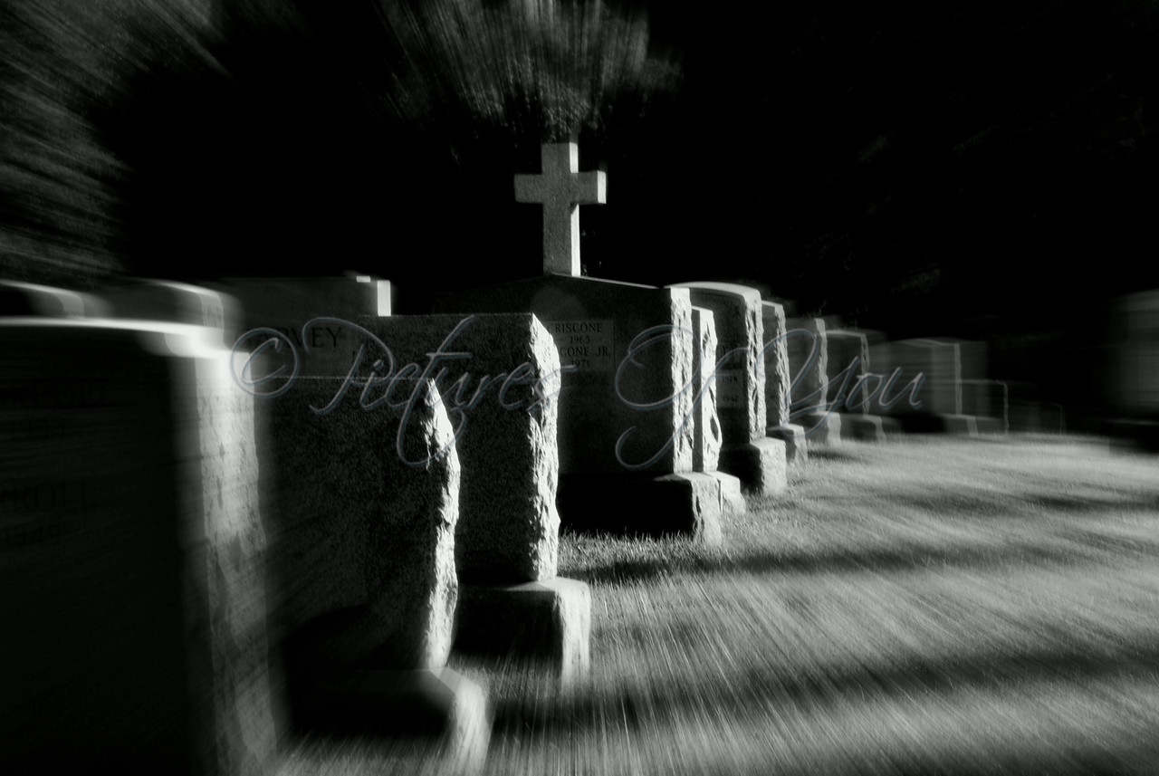 St. Agnes Cemetary in Menands, NY