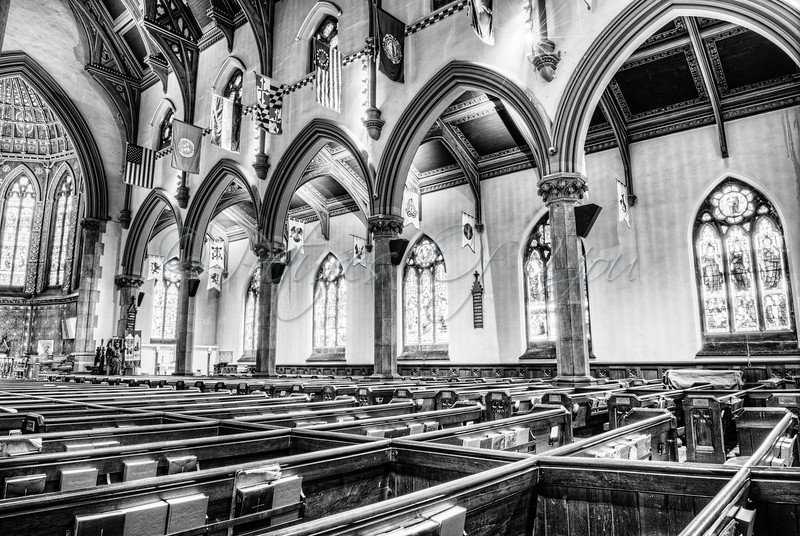 St Peter's 011 BW