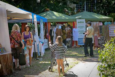 StPete Yoga Festival, Sunken Gardens, Sunday K 10 23 2911