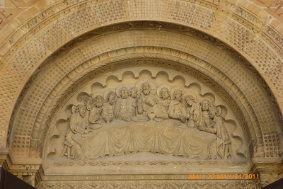 The Last Supper, Chapel of Apparitions