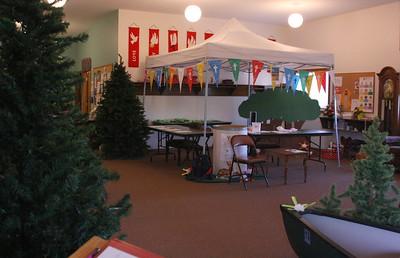 Sweet Reception Area