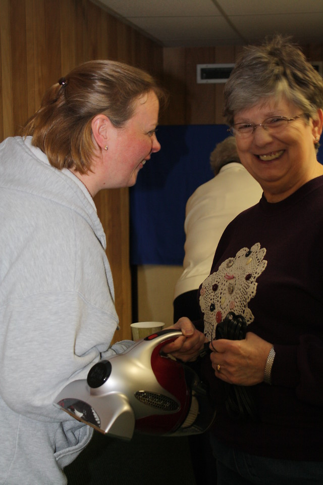ladies Secret Angel meeting, 3-19-09