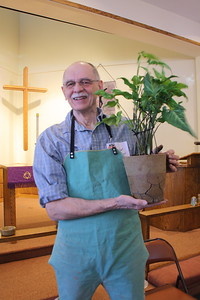 LWML Spring Rally-4-5-2014  Presenter of God is the Potter, We are the Clay.