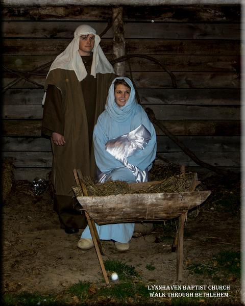 Walk Through Bethlehem
