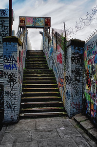 Cheshire Street Steps