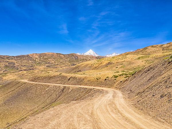 Mountain Peak from Langza, Komik, HP India