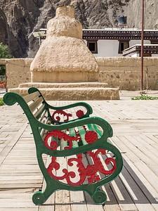 Tabo Monastery, HP, India
