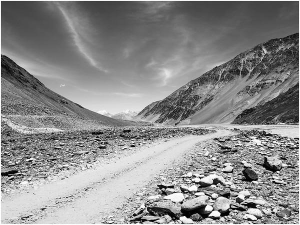 """""""Mountain-way"""" - Kaza to Manali, HP India"""
