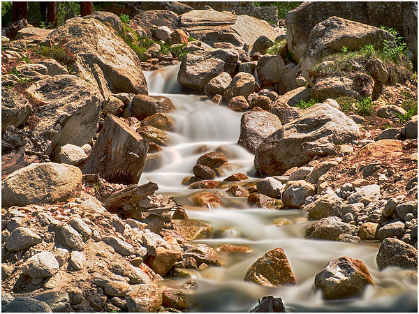 Fresh Waters, Chhitkul, HP, India