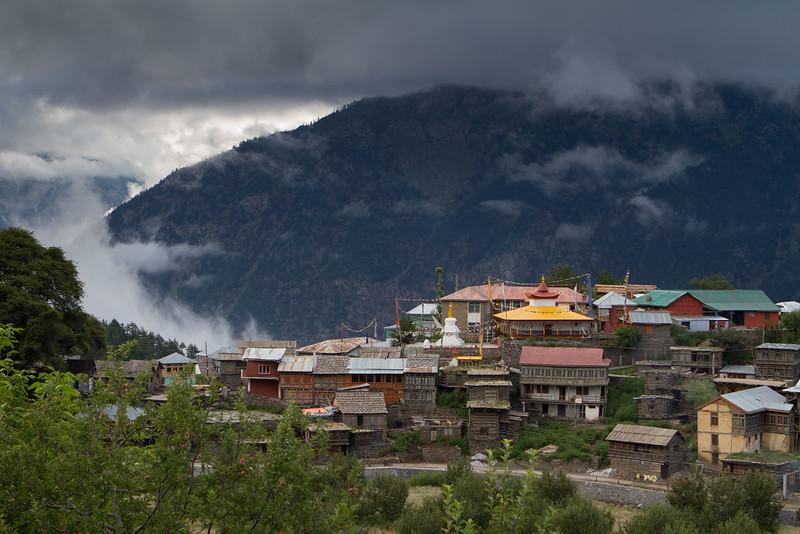 Kalpa village (Kinnaur).