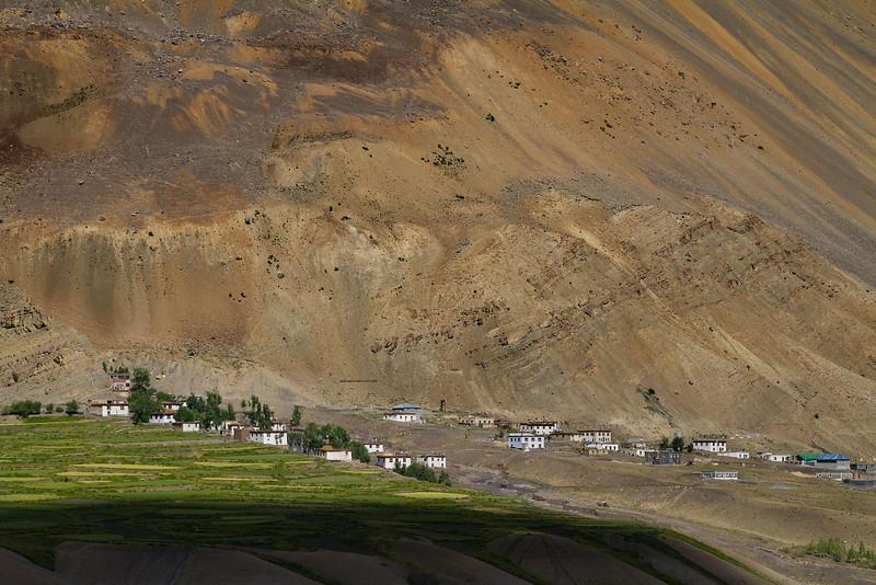 Ki/Kye village (Spiti).