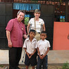 These two young students have the Aids virus.  Their parents died of Aids.  We met them on our visit in 2006 and we were happy to see them again.  .